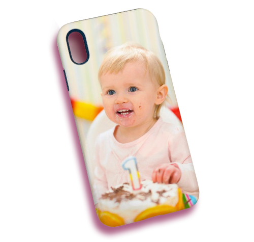 We print your custom phone case in high quality